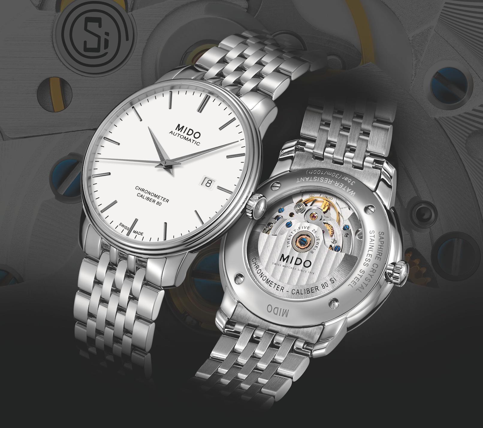 Mido-Baselworld-2016-Baroncelli-Heritage-Chronometer-1