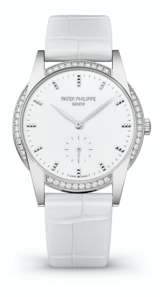 Patek Philippe Calatrava Timeless White Ref. 7122-200