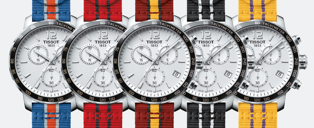 Tissot Baselworld 2016 Quickster NBA a
