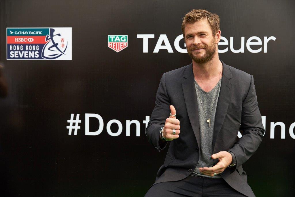 TAG Heuer Chris Hemsworth in Hong Kong LD (1)