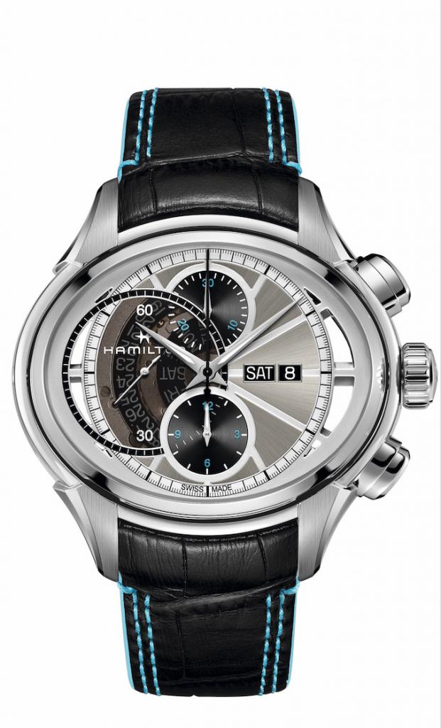 Hamilton Jazzmaster Face 2 Face II, el reloj con diferentes visiones