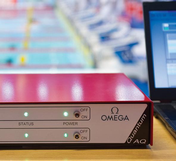 El legado de Omega en los Juegos Olímpicos