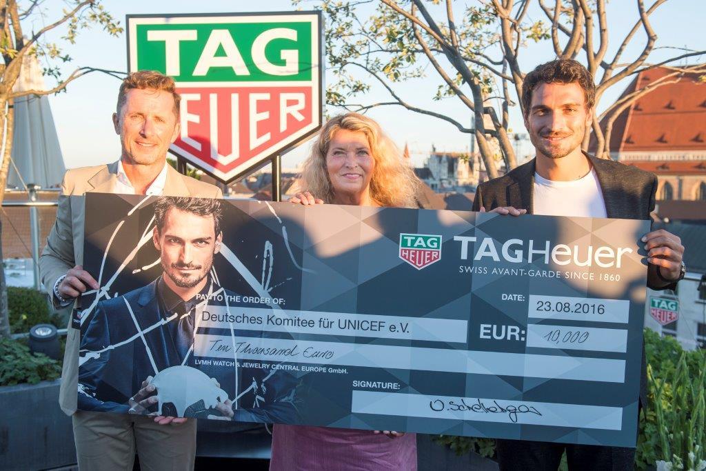 Matt Hummels is TAG Heuer new Ambassador (9)