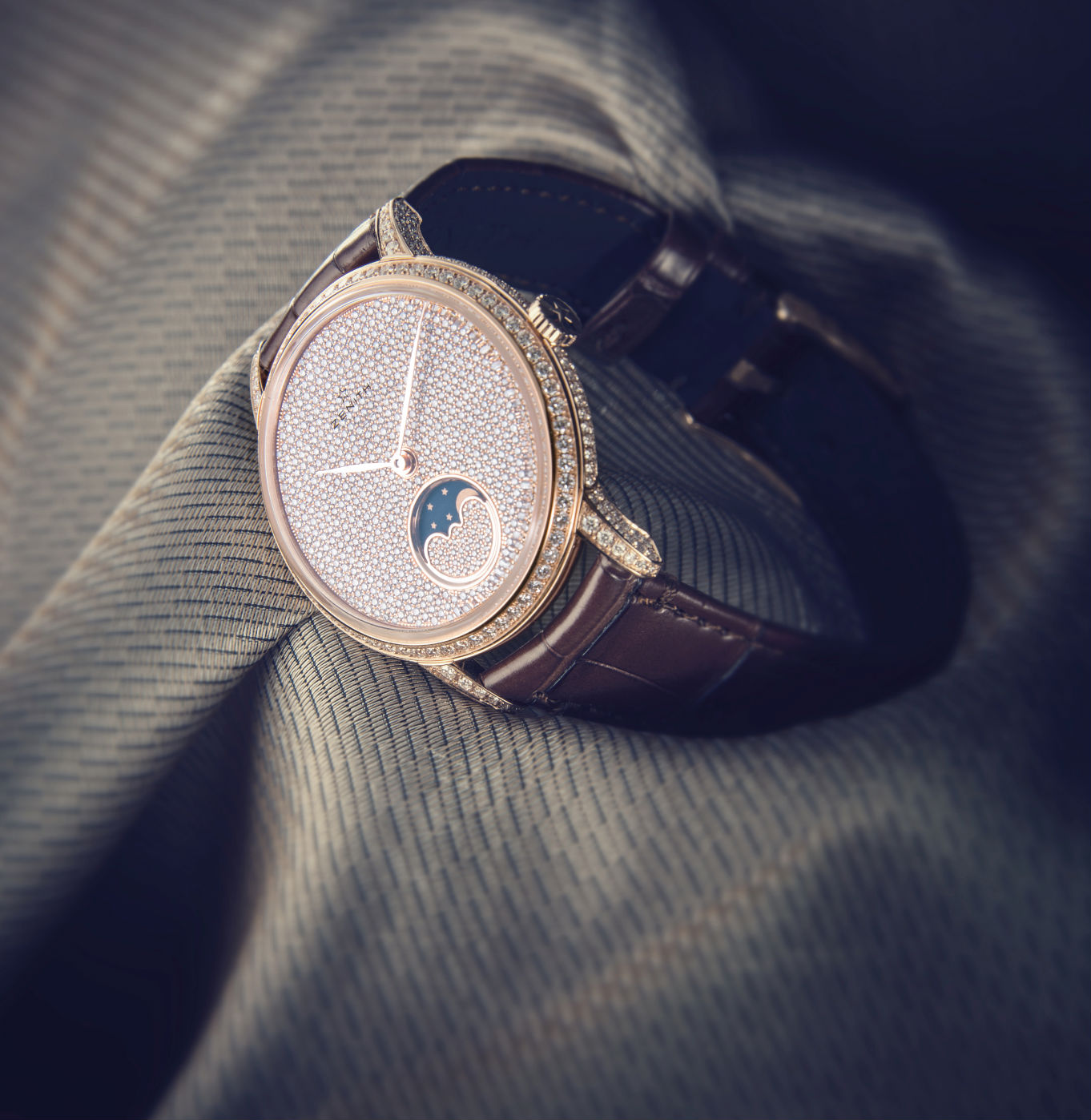 Zenith Elite Lady Moonphase2