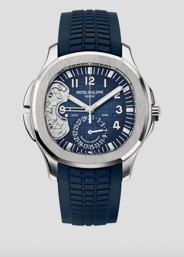 Patek Philippe Advance Research BaselWorld2017 Aquanaut