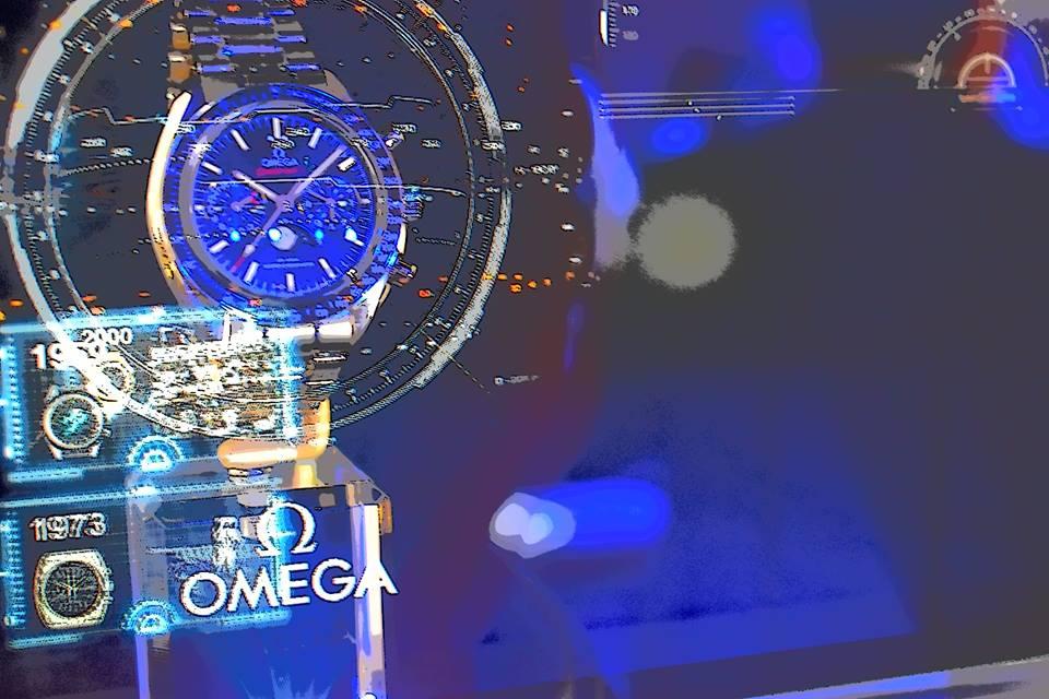 8dd6d450e0c ... OMEGA Speedmaster surge de la visión de la compañía por contar momentos  importantes que retaban a la mecánica para mejorar en precisión y robustez