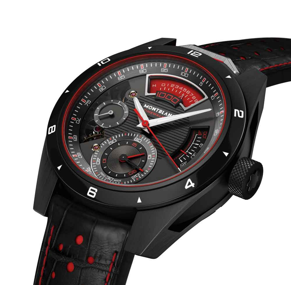 Montblanc TimeWalker Chronograph 1000 Limited Edition
