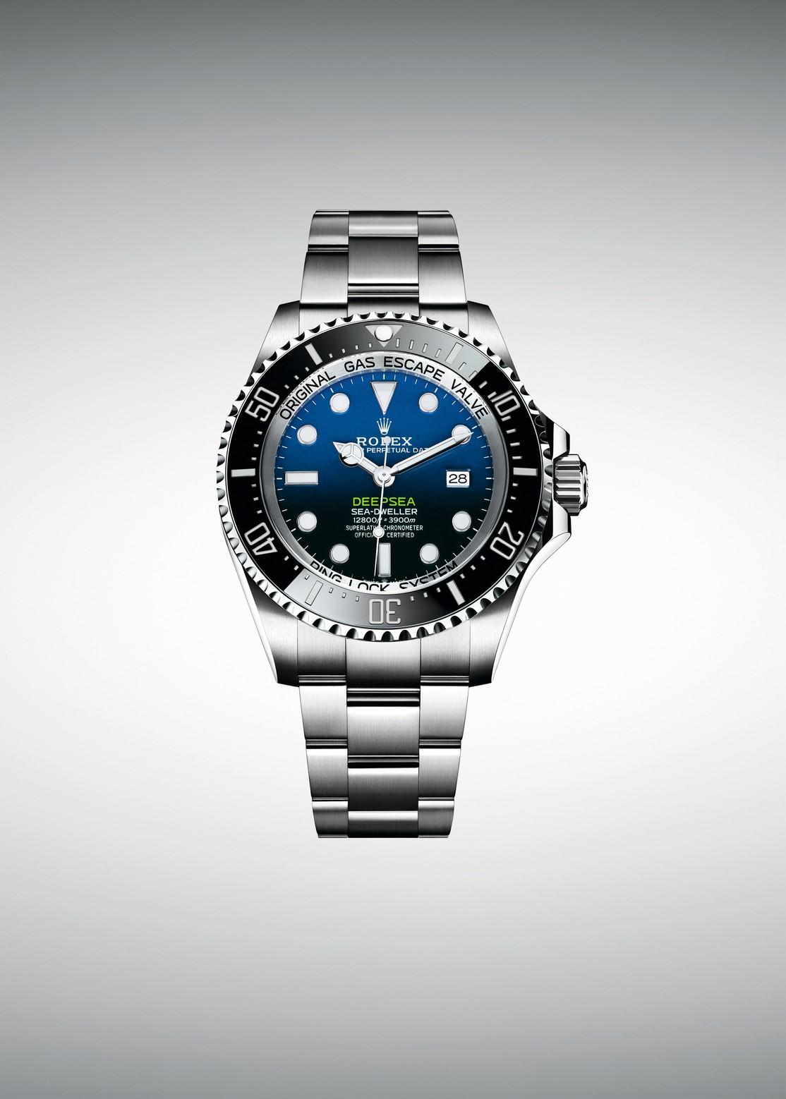 18ac40ed0812a Es sin duda la marca que todos deseamos visitar a fin de conocer cuál es su  propuesta. El año pasado se cumplieron 50 años del emblemático reloj de  buceo ...
