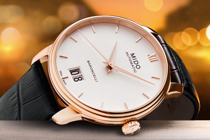 Mido Baroncelli Big Date El Reloj Para Toda La Vida Watches World