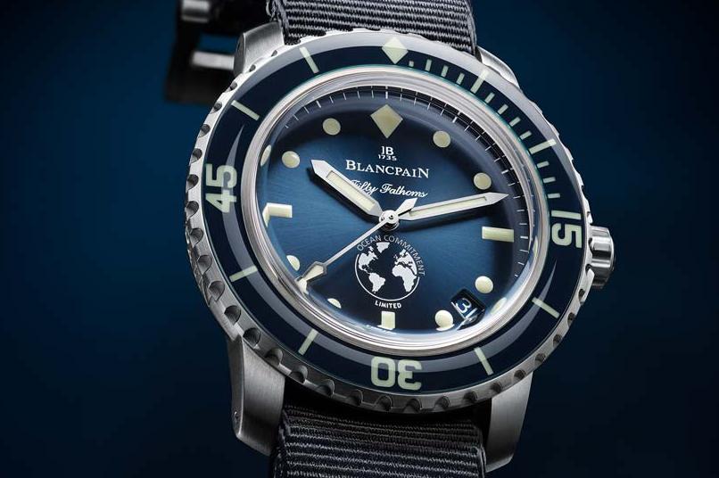 Blancpain Ocean Commitment III