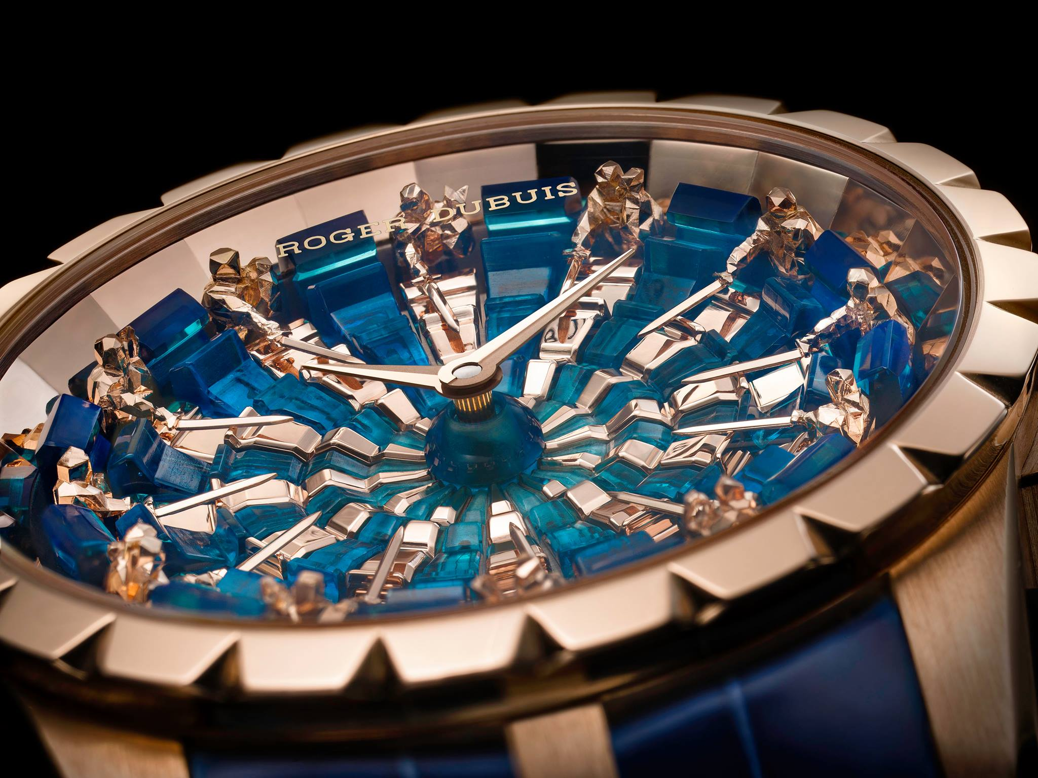 Round Table La Mesa.Roger Dubuis Excalibur Knights Round Table Watches World