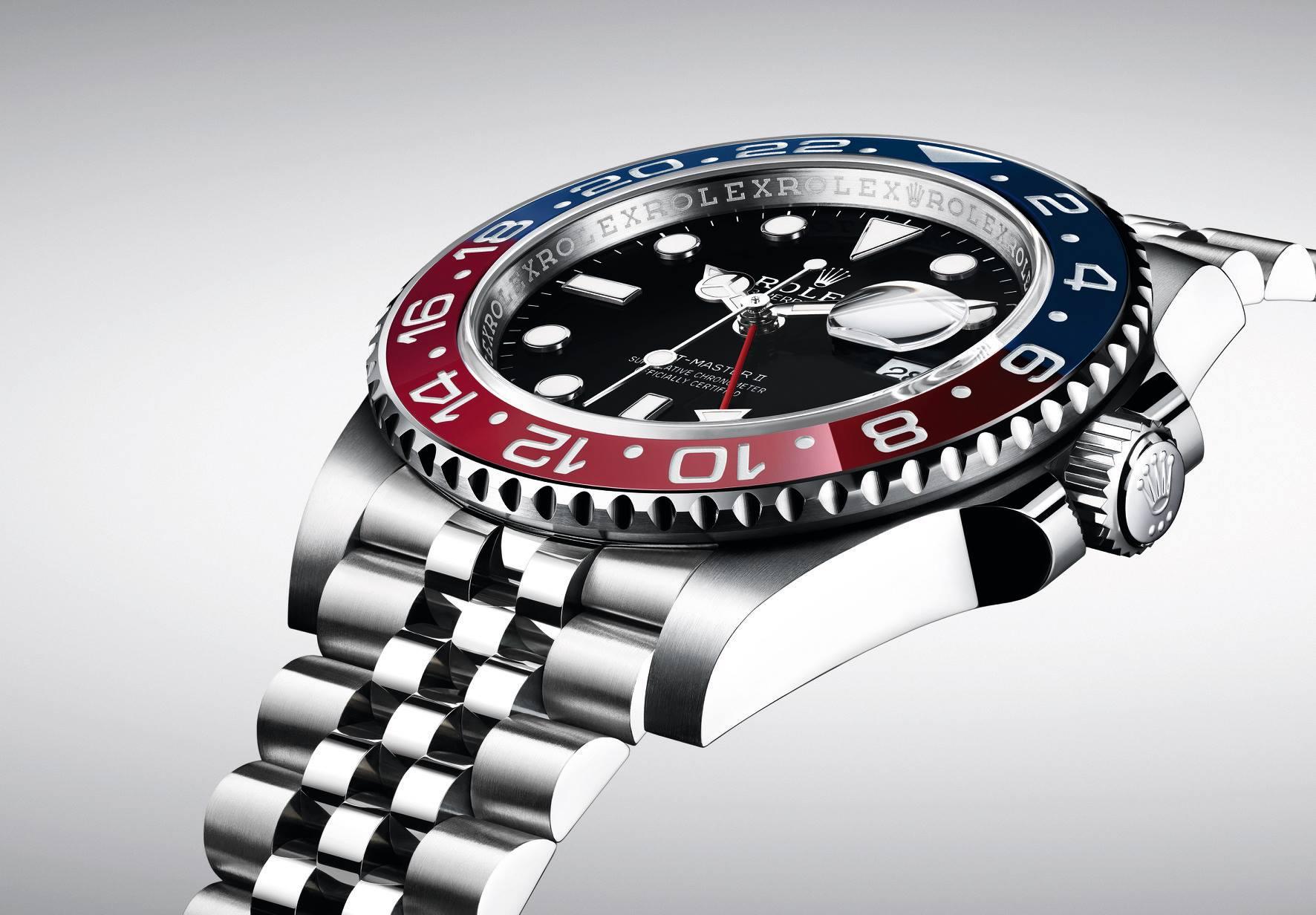 Rolex GMT Master II-5