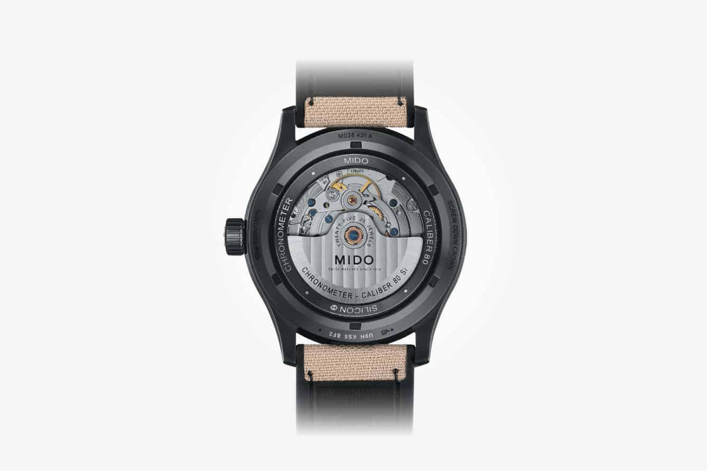 Mido Multifort Chronometer-5