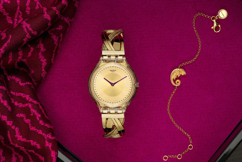Swatch Aristocrazy Relojes World Presentan CamaleónicosWatches Y Tres dChrsQt