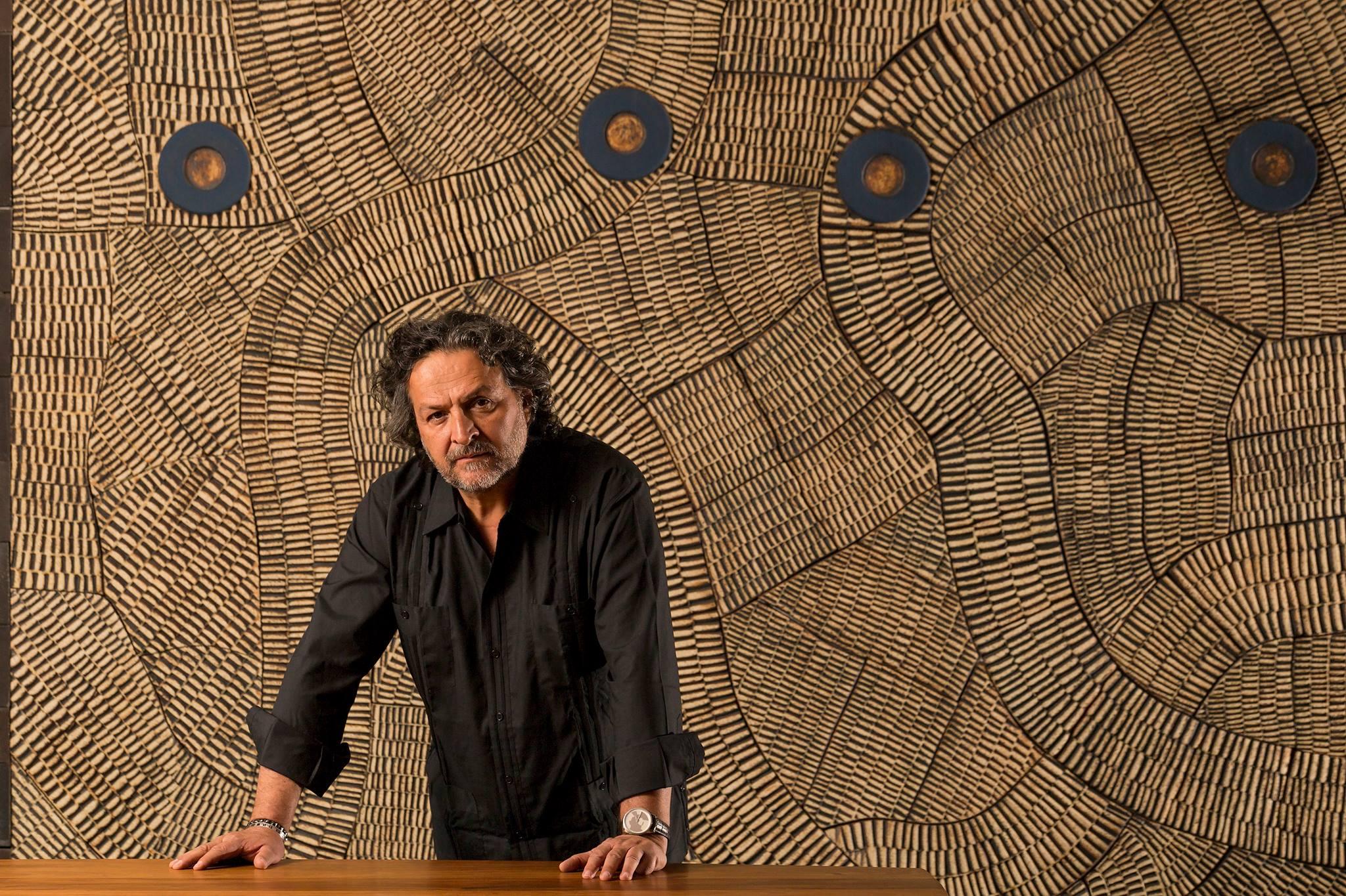 Oris Adán Paredes, 20 piezas de arte con sentido