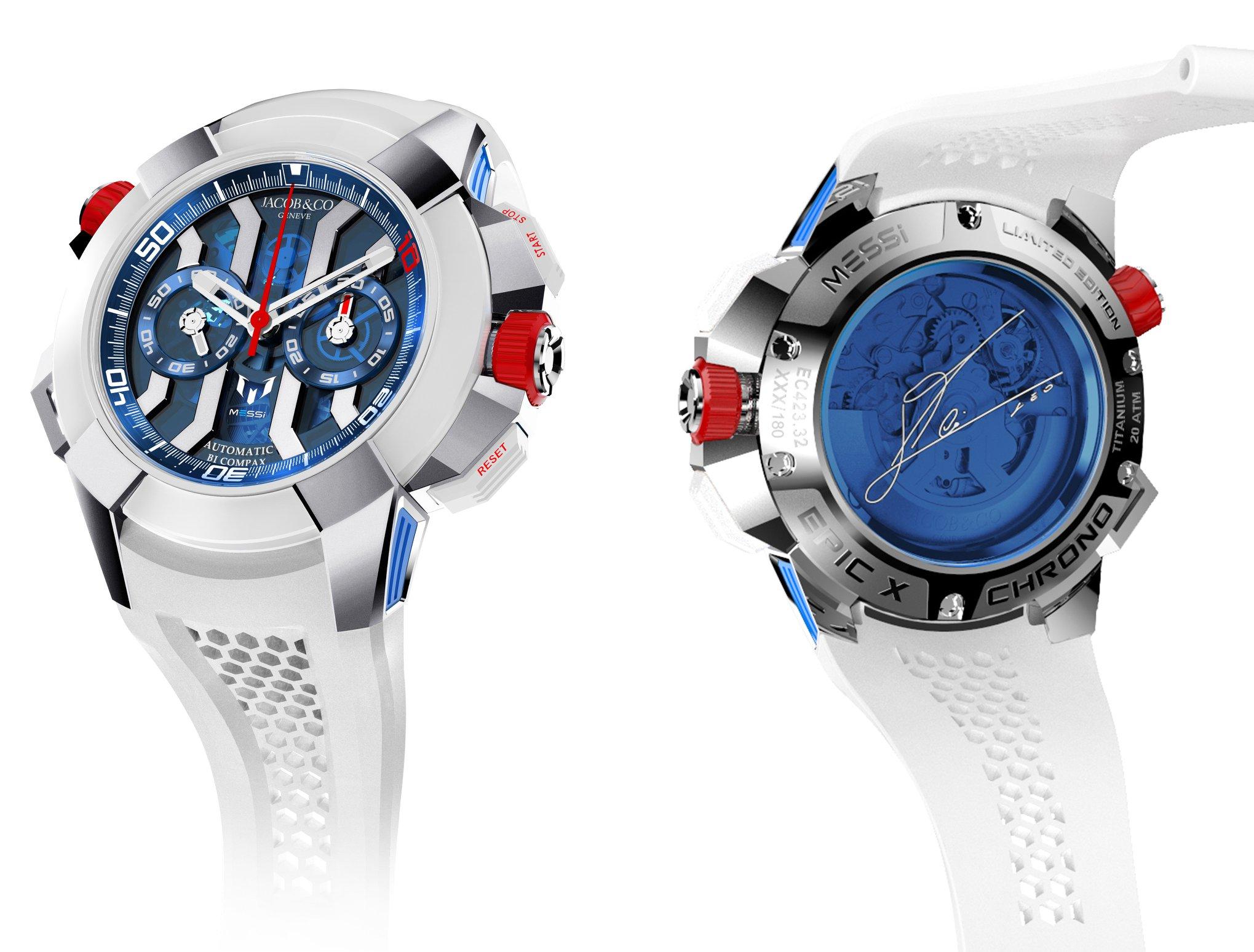 Cuánto vale el reloj de Lionel Messi * Watches World : Watches World