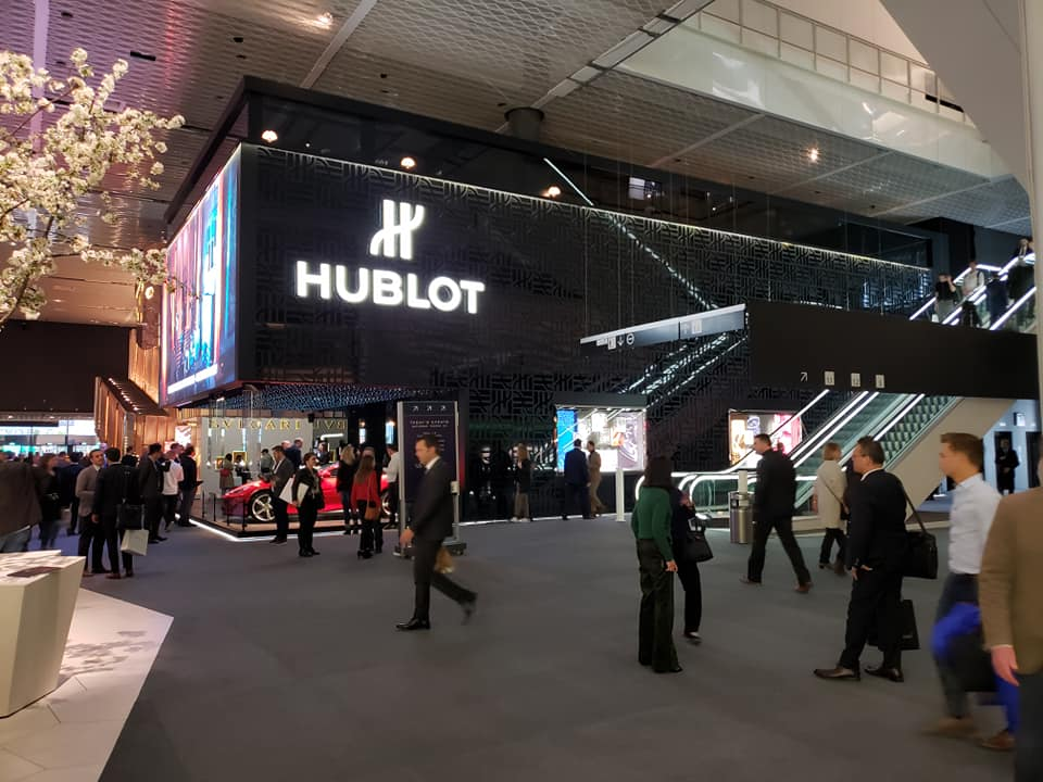 Baselworld-2019-Booths-Hublot