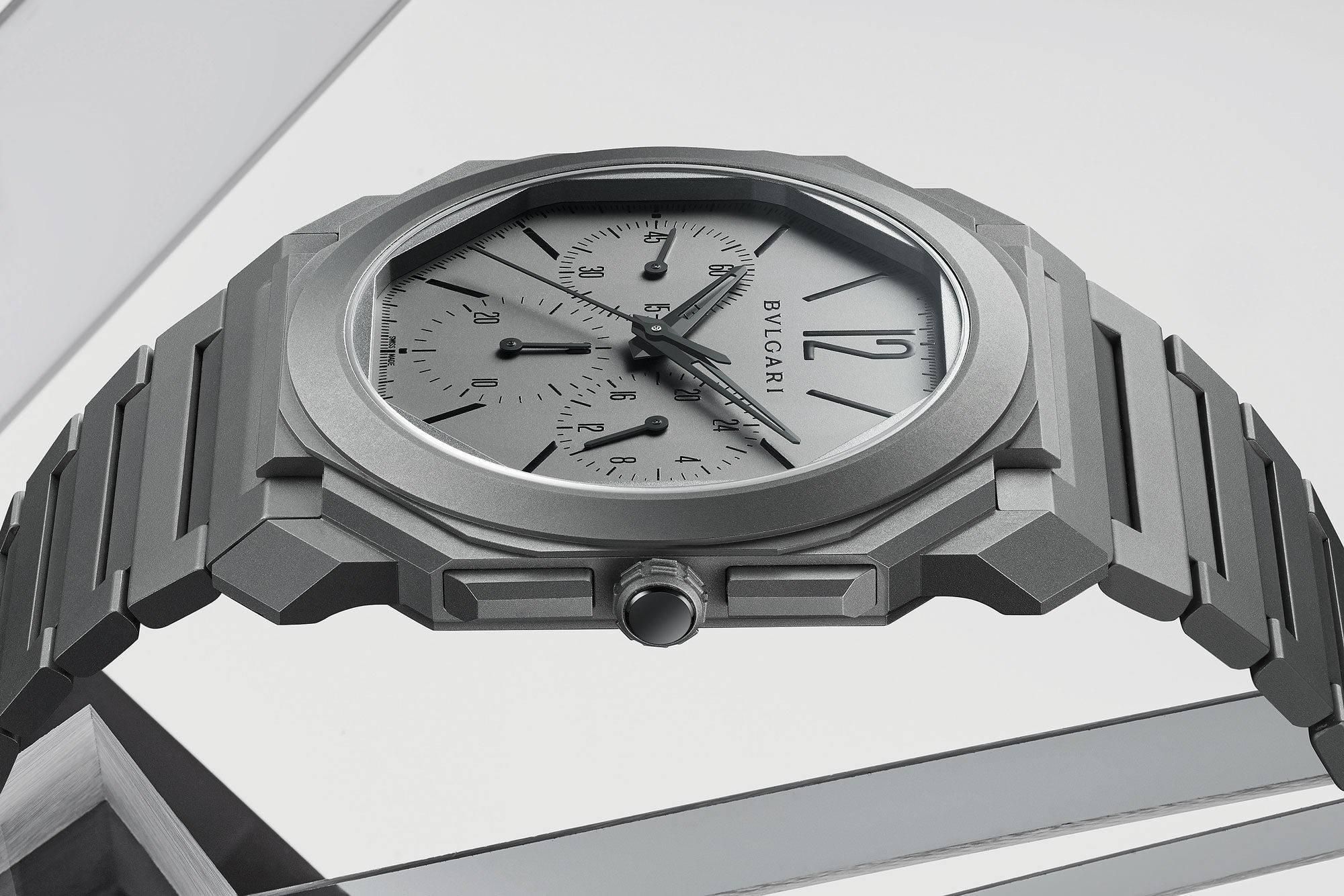 Bvlgari Octo Finissimo Chronograph GMT Baselworld 2019-3