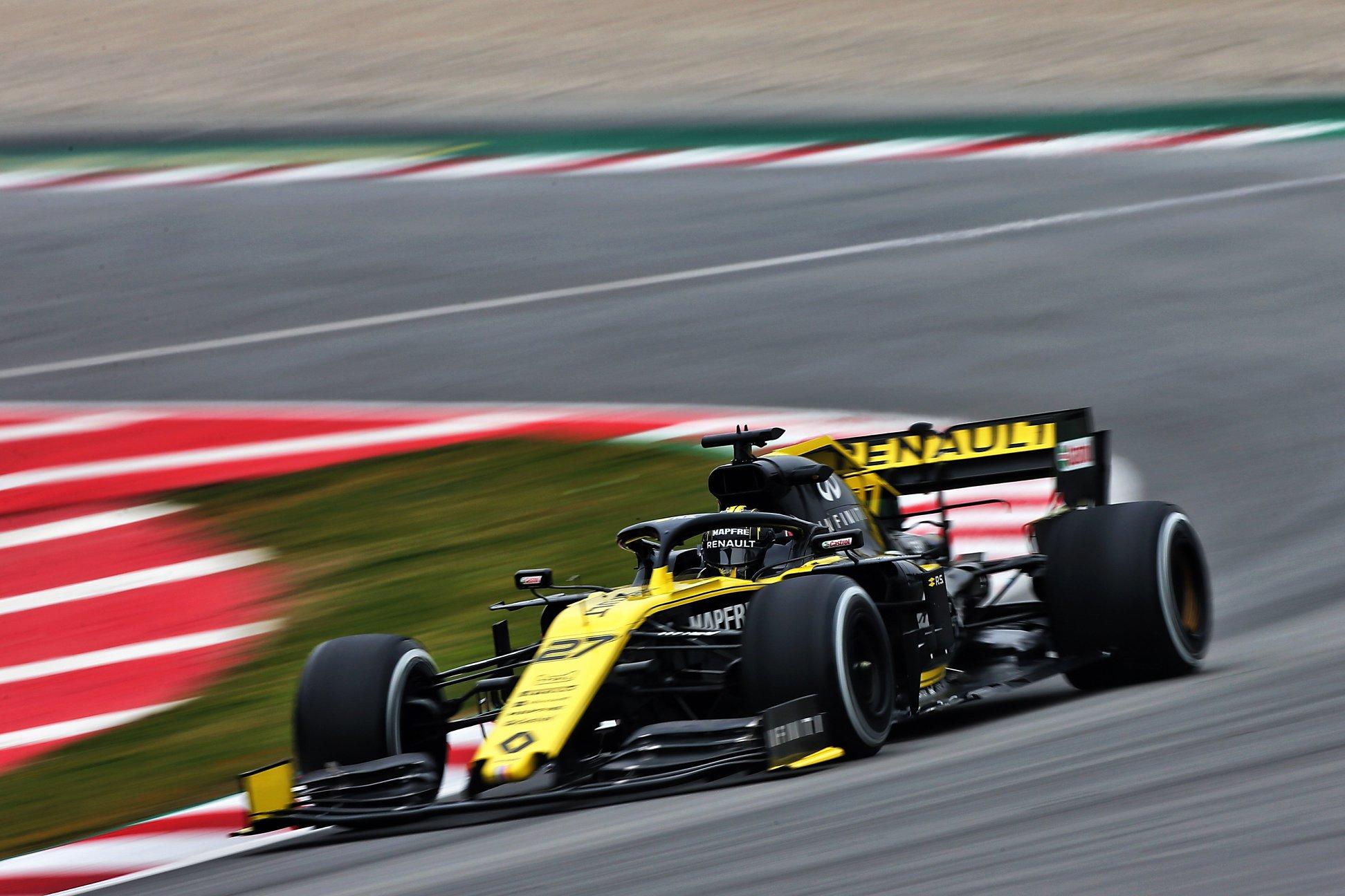Auto Renault F1