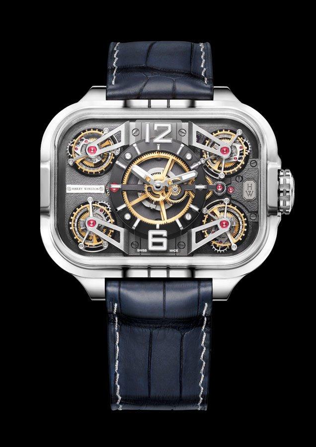 Histoire de Tourbillon 10 relojes y joyas para navidad