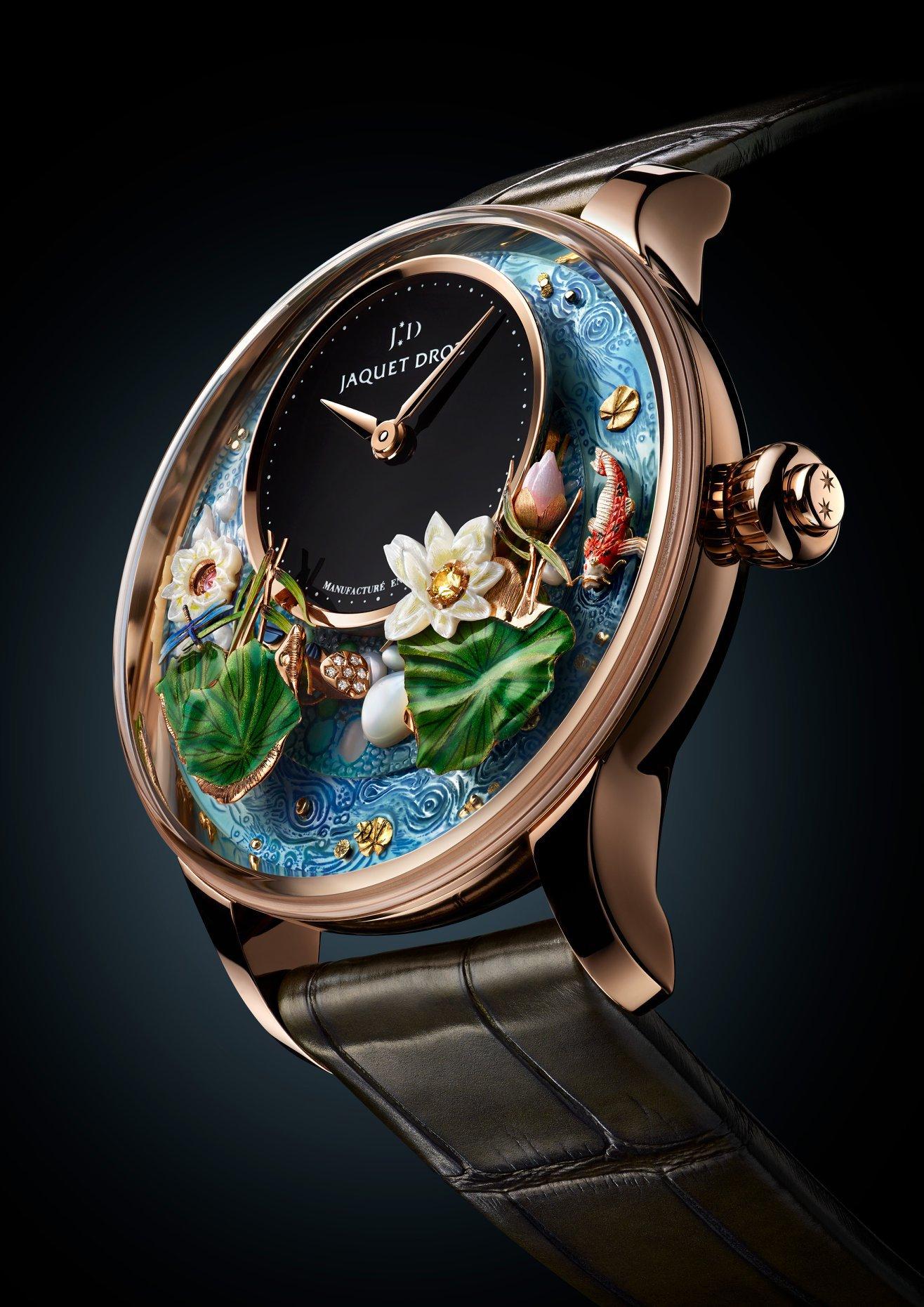 Relojes y joyas para pedirle a Santa Claus