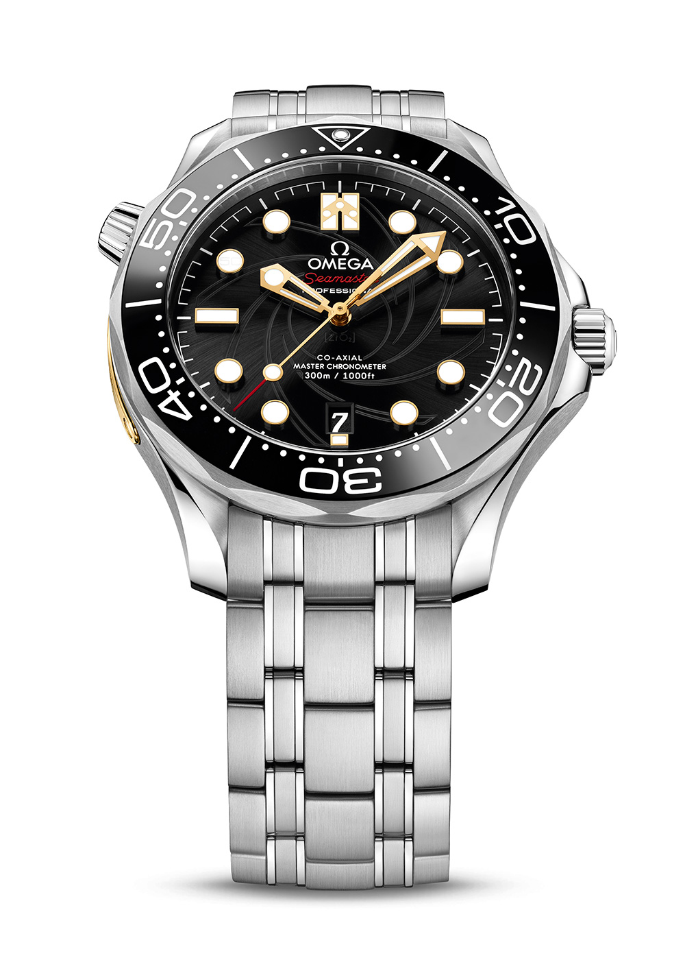 Omega Seamaster 300M 50 años James Bond