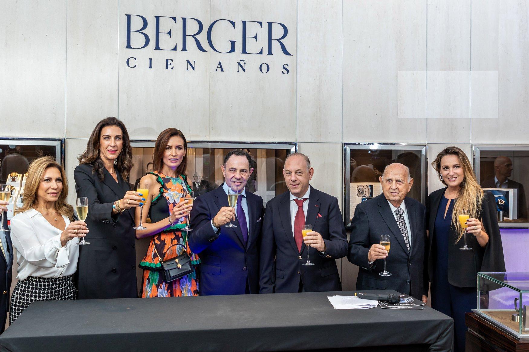 Berger 100 años