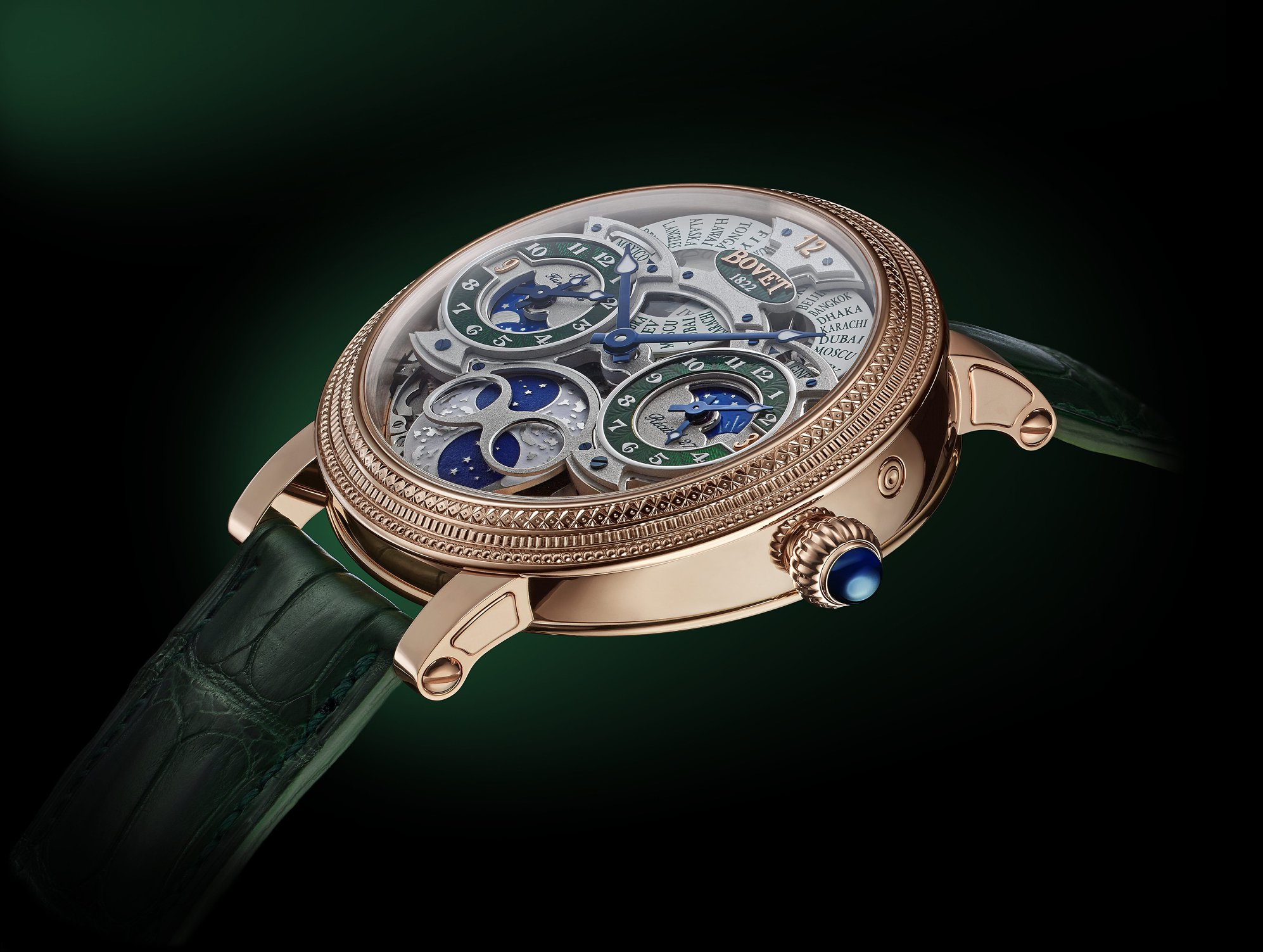 Bovet Récital 27 Mexico Limited Edition