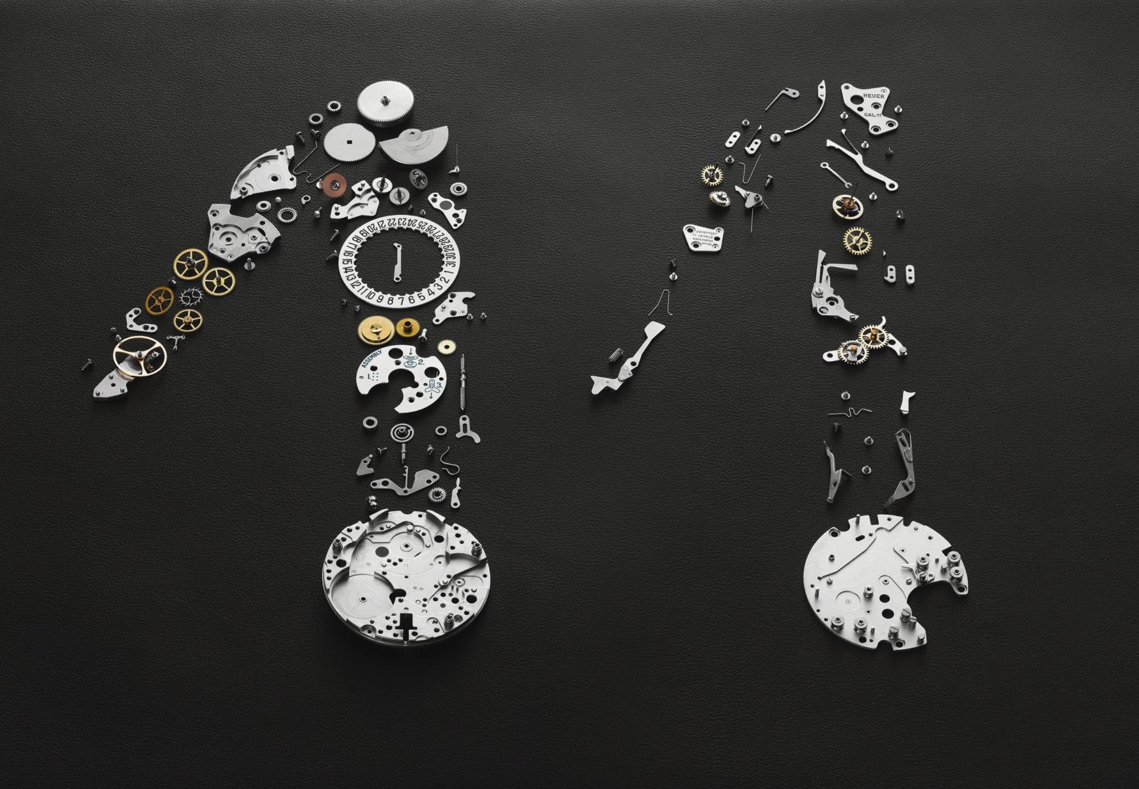 Calibre de reloj