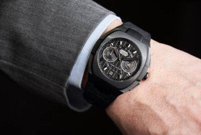 Reloj Le Rhone