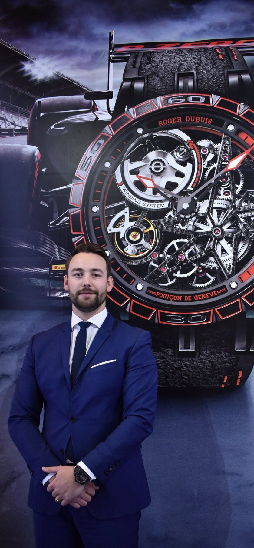 Excalibur Roger Dubuis
