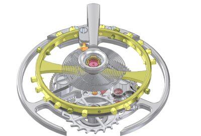 Organo regulador relojes