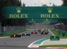 Rolex en el GP de México