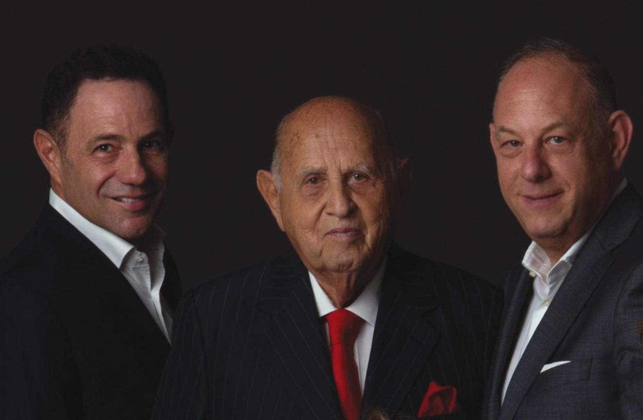 Sergio Maurice y Ari Berger