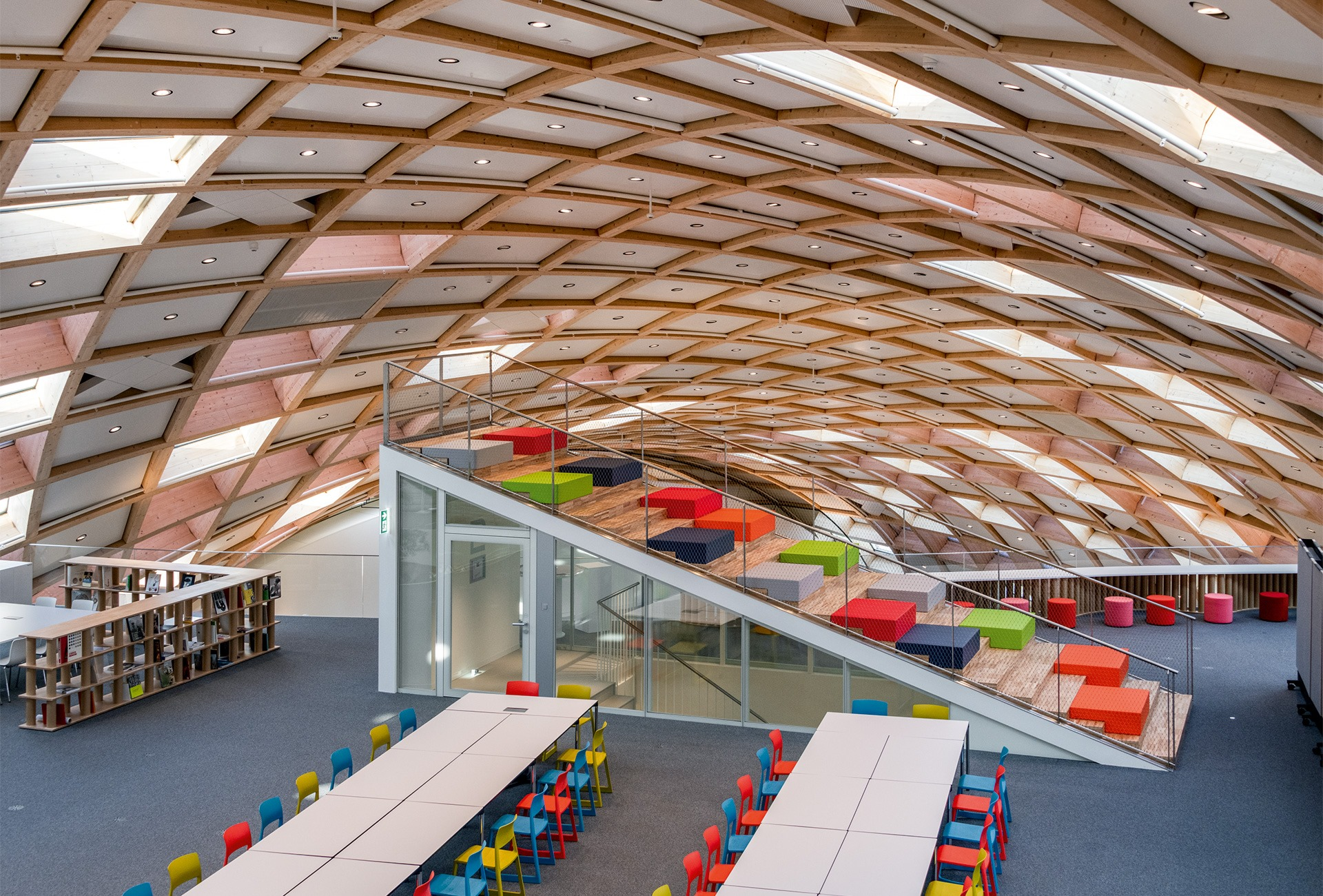 Swatch New Headquarters Biel Shigeru Ban