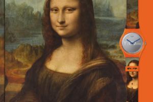 Swatch se inspira en el Museo de Louvre