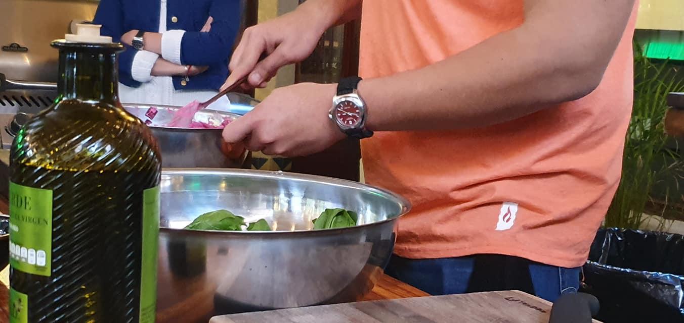 Victorinox te dice el tiempo que se necesita para cocinar tu carne