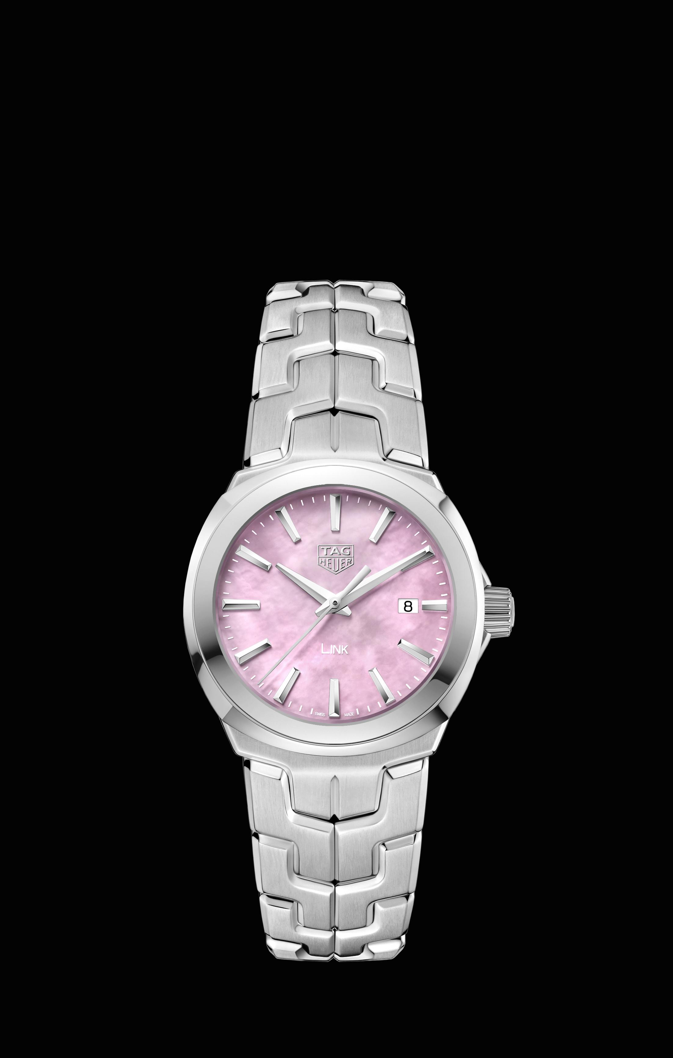 relojes-rosas-mes-de-la-mujer-octubre-cancer-mama-2019-TAG Heuer-Link