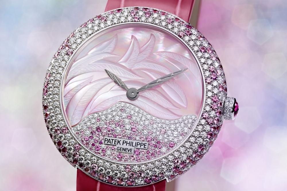 Relojes rosas