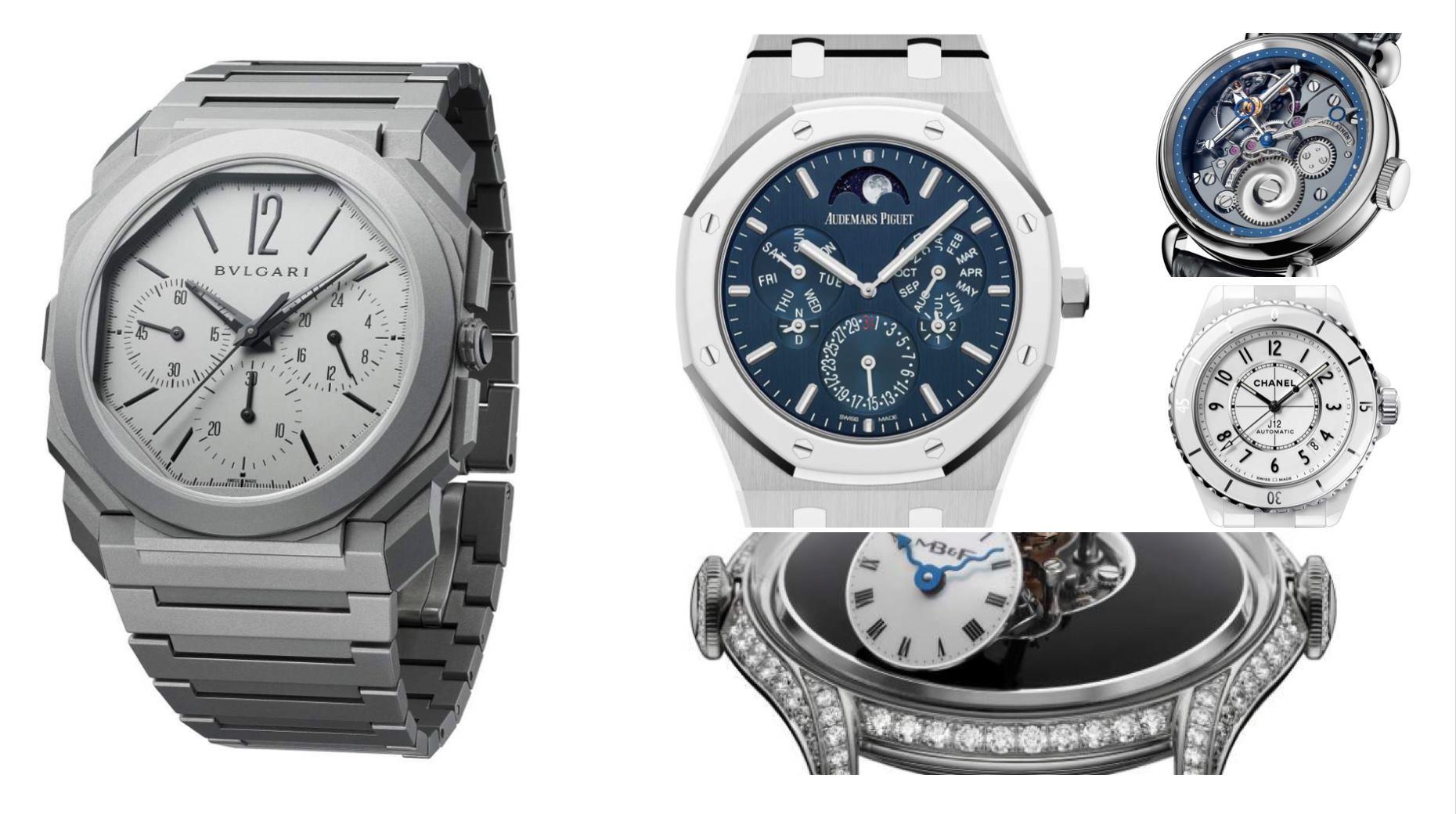 los mejores relojes del año