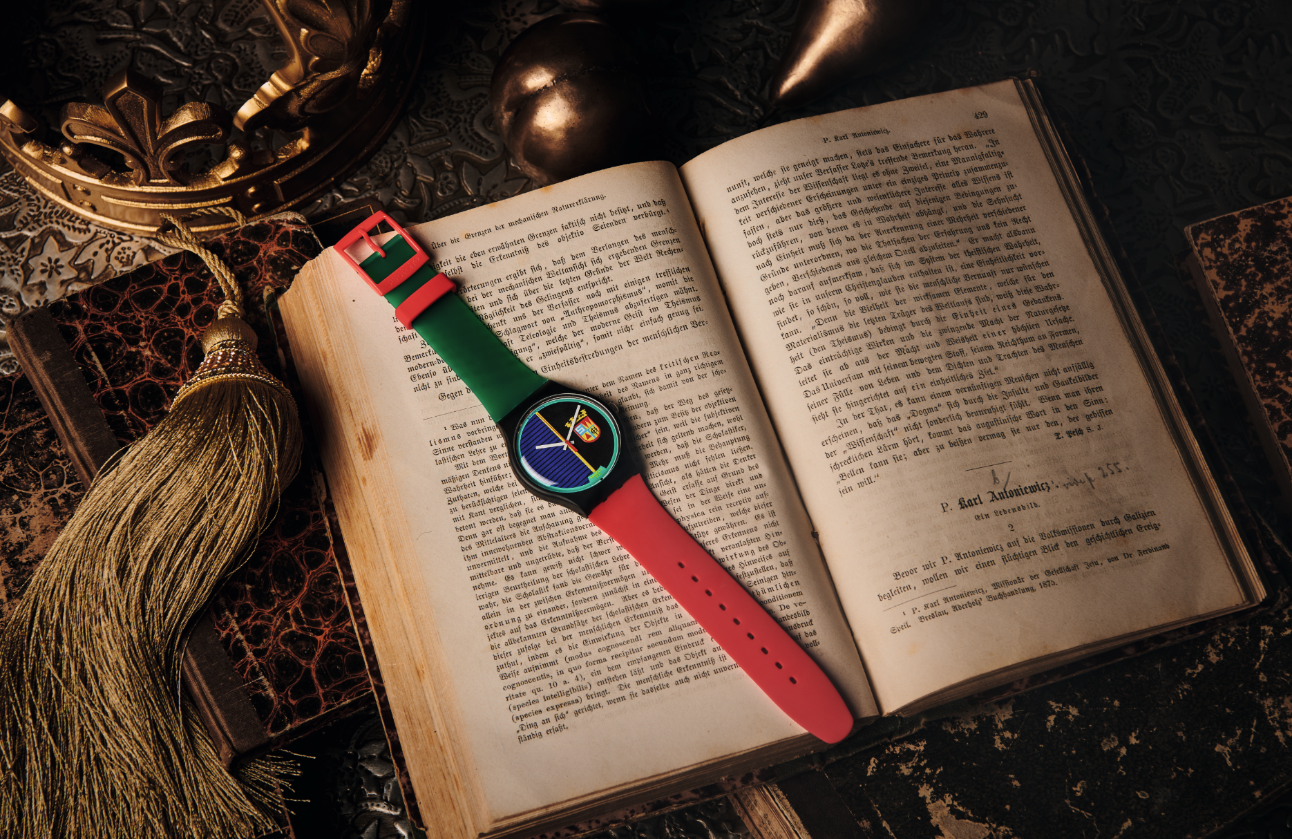 Relojes vintage de Swatch