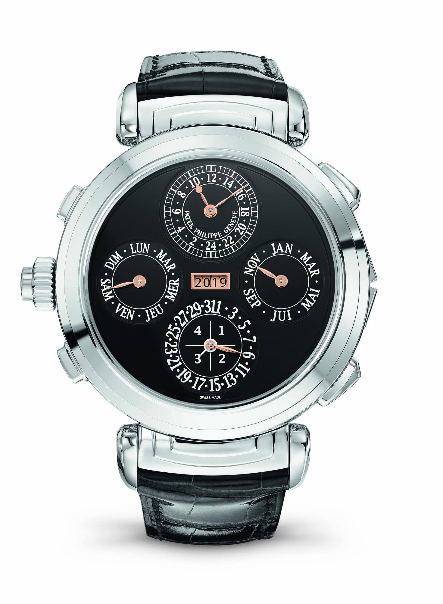 El reloj más caro del mundo.
