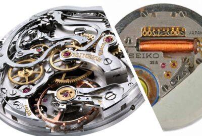 Mechanical vs quartz