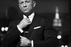 En entrevista con Daniel Craig, James Bond