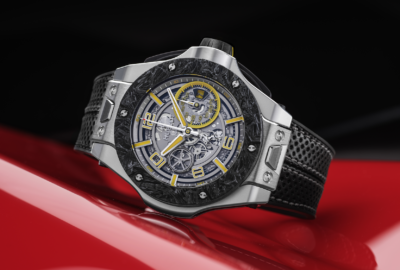 Hublot y 90 aniversario de Scuderia Ferrari