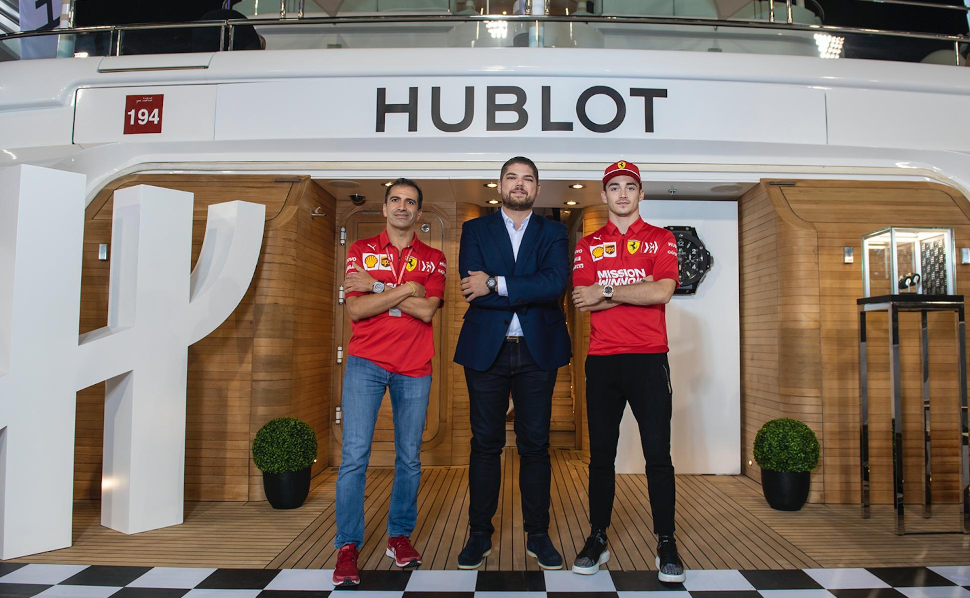 Hublot y el 90 aniversario de Scuderia Ferrari