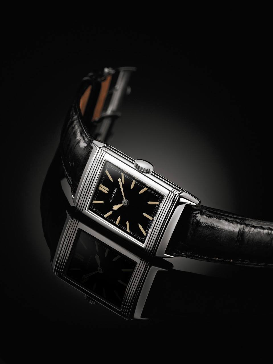 Jaeger-LeCoultre Reverso 1931-80 anos
