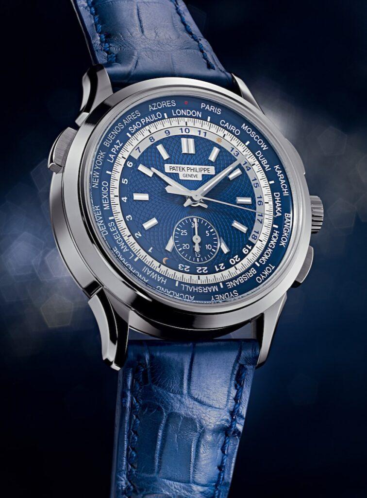Patek Philippe World Time Ref 5230