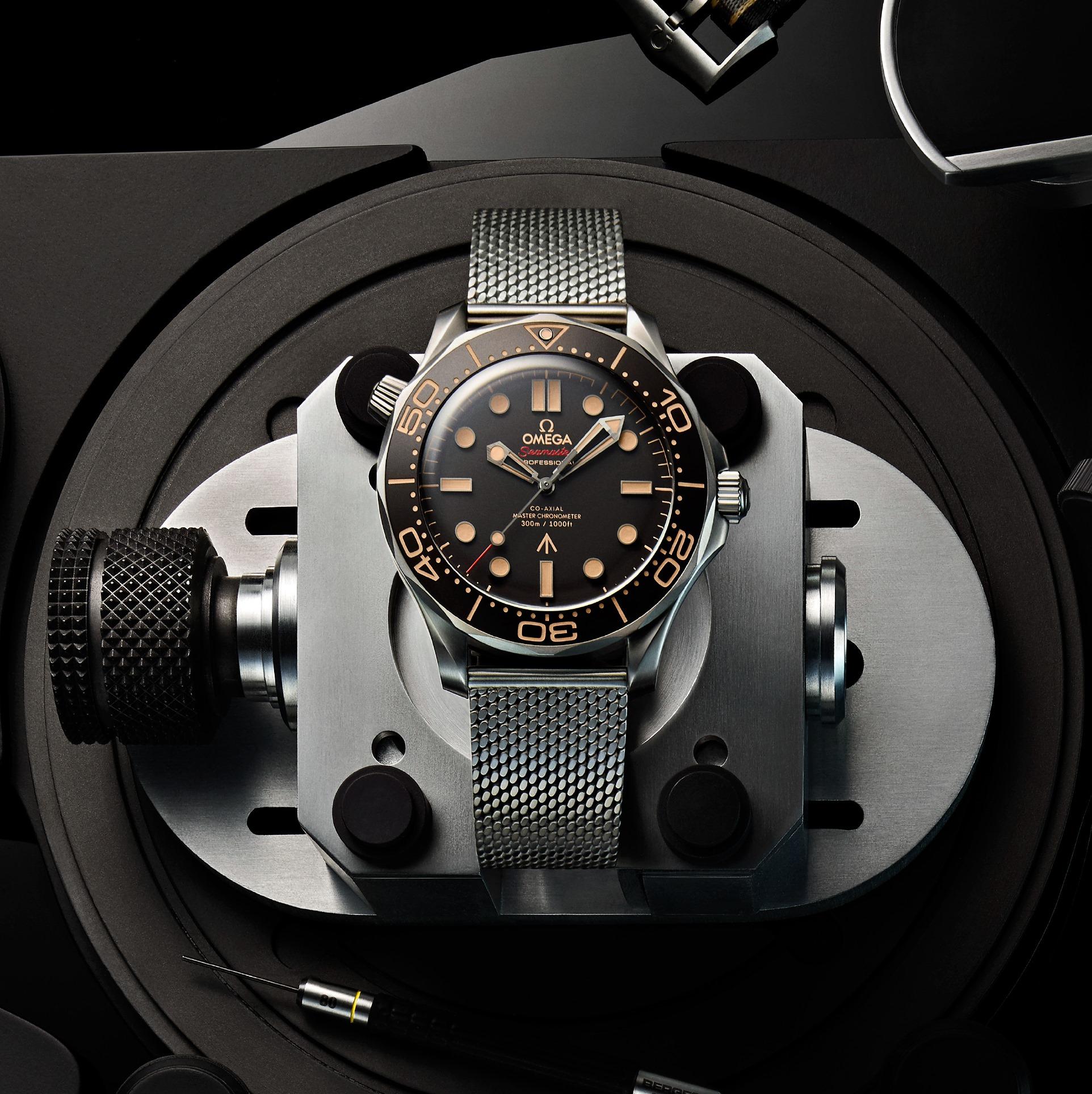 el reloj de James Bond