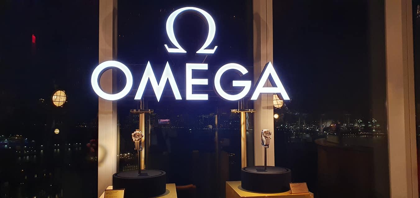 Fiesta de Omega y James Bond